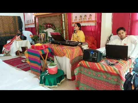 Murlika Ji in US 2017 - Bhagwat Katha at Renu Gupta Ji's Residence Cincinnati Ohio Day 3 Part 1