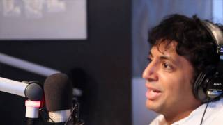 M. Night Shyamalan Talks About The Last Airbender  On The Preston And Steve Show On 93.3 WMMR