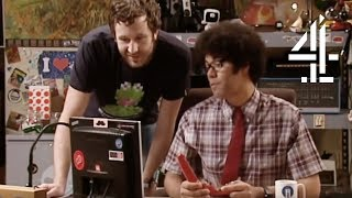 The IT Crowd | Normal Big Man | Channel 4