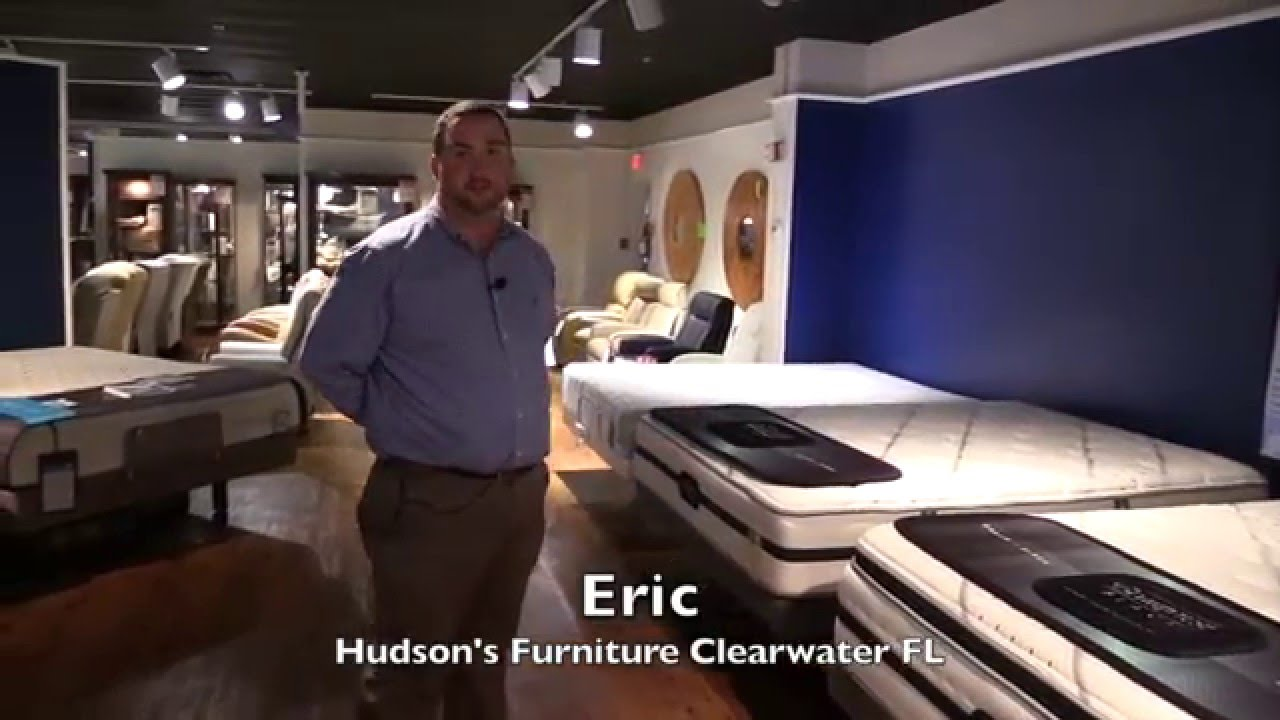 Bedroom Furniture, Mattresses, Simmons Beauty Rest, Memory Foam, Clearwater  Mattress Store   YouTube