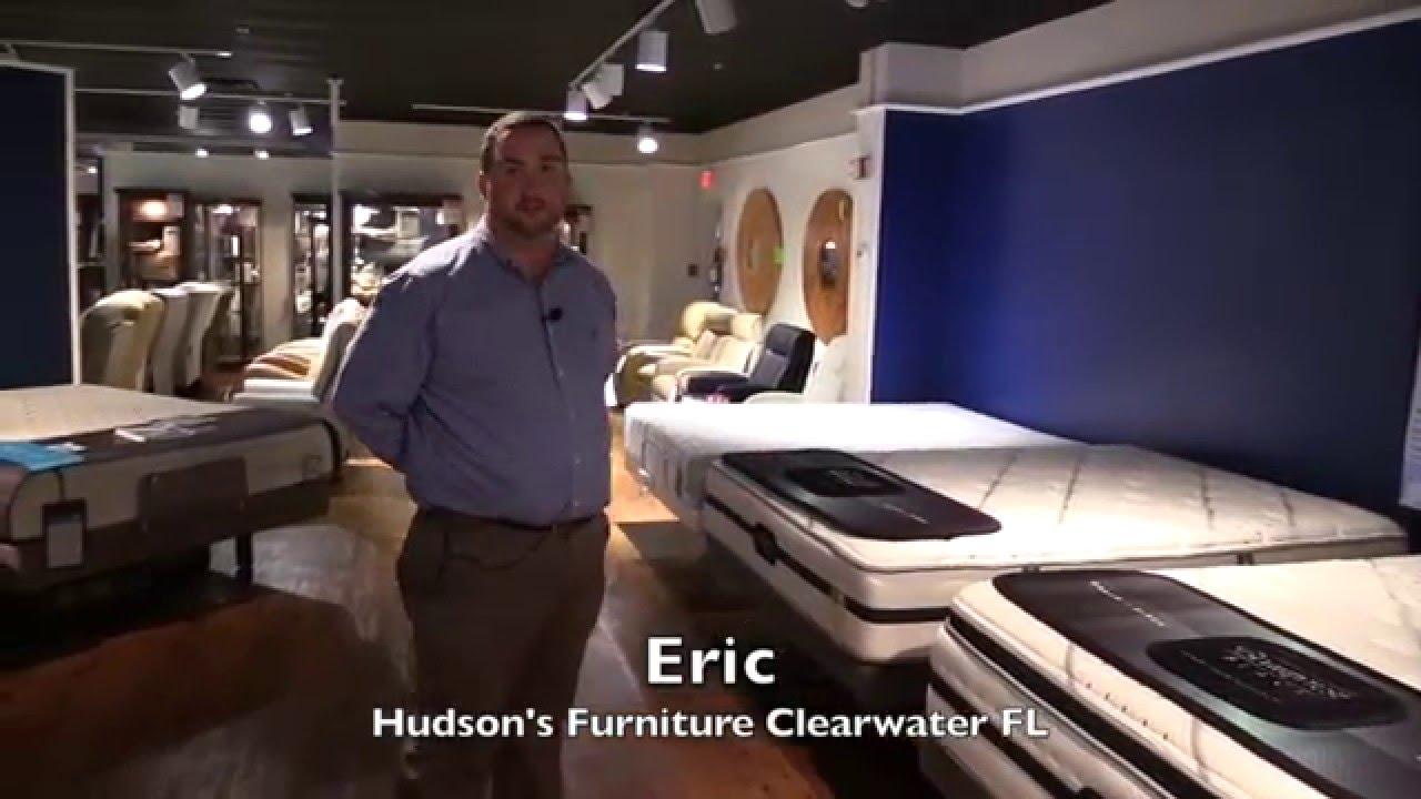 Bedroom Furniture Mattresses Simmons Beauty Rest Memory Foam Clearwater Mattress You