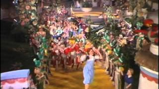 Similiarities between Wizard of Oz and Brother Where Art Thou