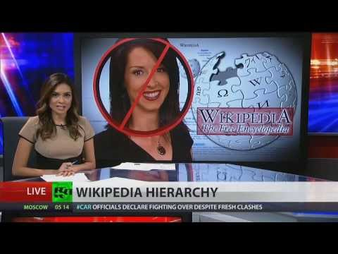 Abby Martin vs Wikipedia