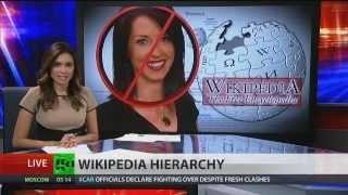 Abby Martin vs Wikipedia