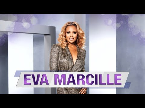 Tuesday on 'The Real': Eva Marcille