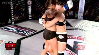 V3FIGHTS: Shanna Young vs Molly Dupertuis