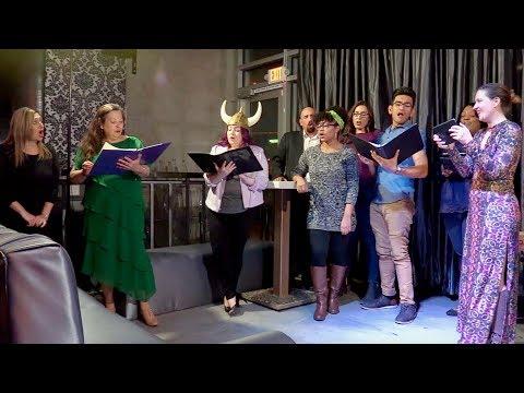 Opera On Tap Las Vegas Presents Mad Love