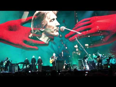 """Roger Waters Dress Rehearsal Meadowlands Arena East Rutherford, NJ 5/21/17 """"Wish You Were Here"""""""