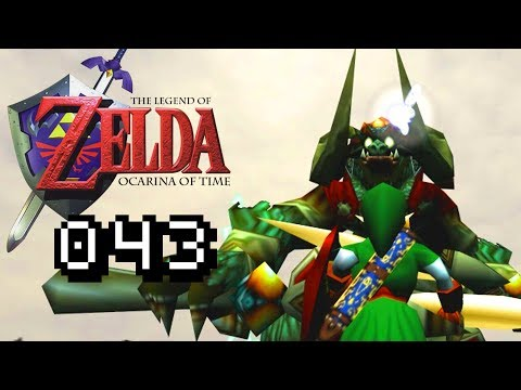 DAS GROSSE FINALE !! - Lets Play Zelda Ocarina of Time Gameplay #043 D...