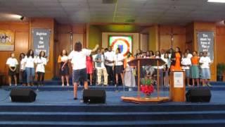 we ve come to praise him rtc mass choir 31st annual regional teen convention