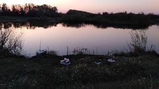 Рыбалка на карася в конце августа на донку и поплавочную удочку