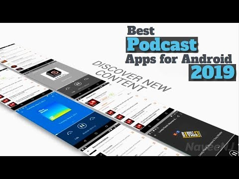 5 Best Podcast Apps For Android Of 2019