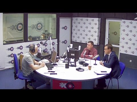 Полезный гость / Руслан Музафаров, ЛСР и Алексей Долгов, ВТБ-банк // 13.11.18