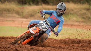 """""""Ripping the 125"""" ft Jesse Flock on the KTM 125 at Canard"""