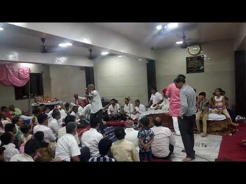 Prajapati Samaj Bhajan Part 1 Ram Mandir Kumbharwada Mumbai 21/10/2018
