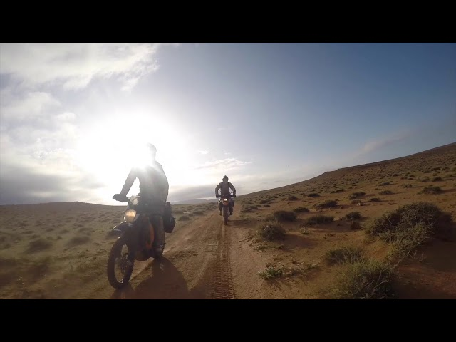 Super Enduro Trip durch Marokko 2015.