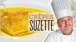 CRÊPES SUZETTE DE VERDADE! | ERICK JACQUIN