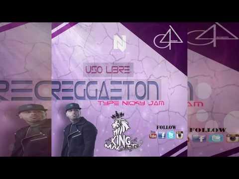 "01 - ""Style Ginza"" Nicky Jam ✘ J'Balvin TYPE | BEAT Instrumental Reggaeton 2017 | USO LIBRE"