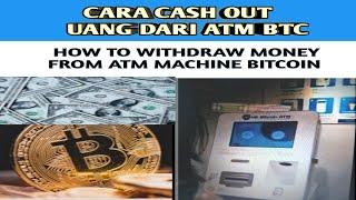 Tutorial widraw money use machine bitcoin (bahasalanguage)