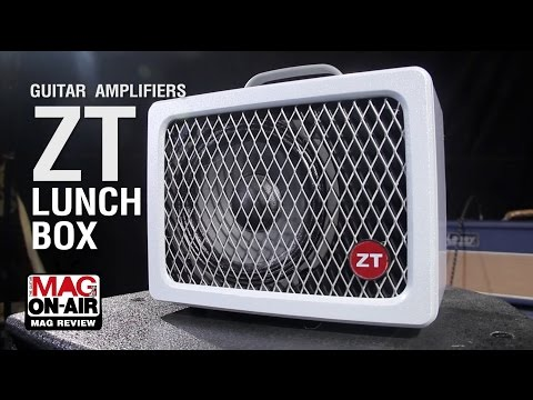 MAG Review - ZT LunchBox Guitar Amp