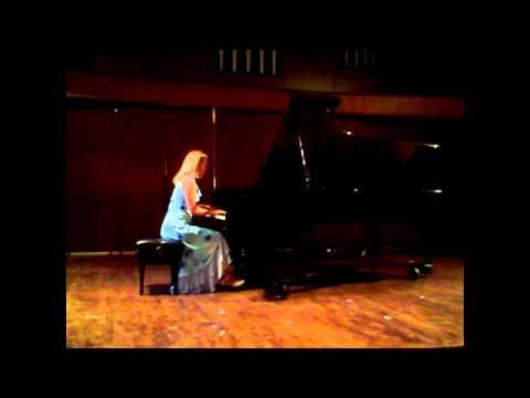 Ravel Sonatine - II. Mouvement de Menuet