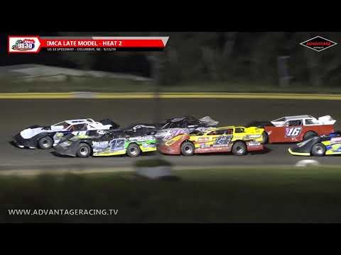 MCSA/Late Model Heats - US 30 Speedway - 9/13/19