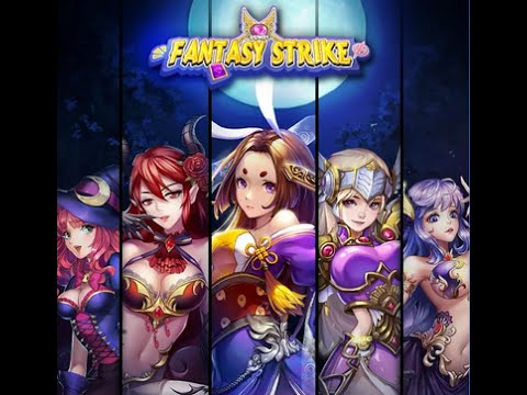 Fantasy Strike Gameplay Android