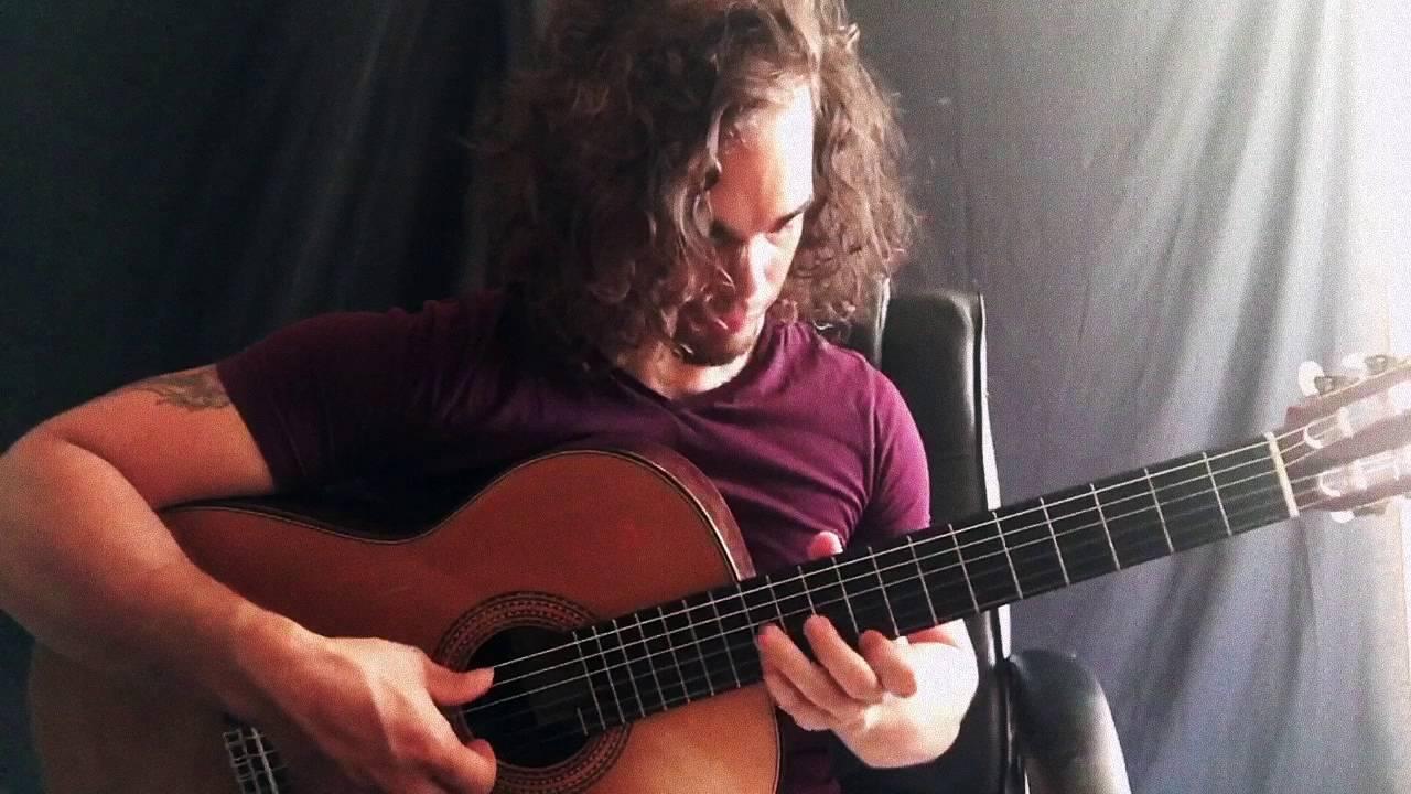 guitare classique fingerstyle