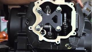 Gustavo Morea - Yamaha Fz16 - Parte 1