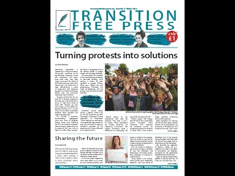 Transition Free Press - towards 2014