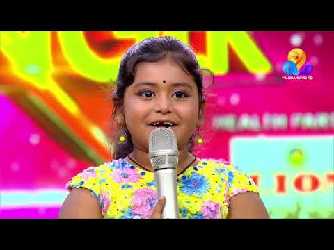 Top Singer | Musical Reality Show | Flowers
