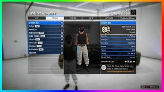 So I Bought a GTA 5 Online PS4 Modded Account for $199, and got this...