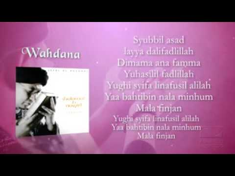 GHOZ Ustad Jefri Al Buchori feat  Wafiq Azizah   Wahdana   Official Lyric Video