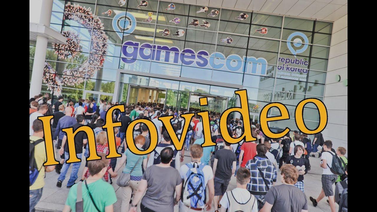 Gamescom Regeln