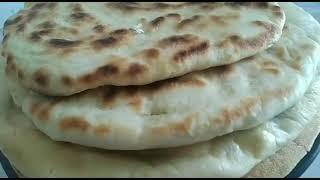Базлама-Турецкая Лепёшка- Вместо Хлеба 😋👍