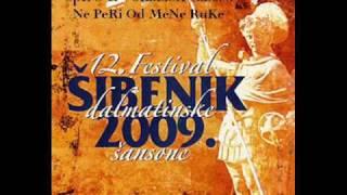 Špiro & Vokalisti Salone - Ne peri od mene ruke