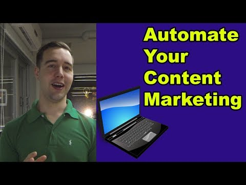 How To Automate Content Marketing by Using an Assembly Line Of Freelancers