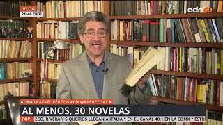 El legado de Philip Roth, con Rafael Pérez Gay