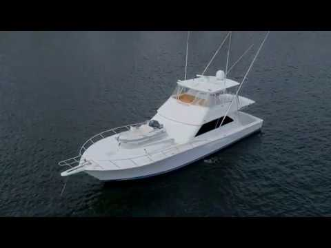 1999 Viking 55' Convertible - Running Over   For Sale With HMY Yachts