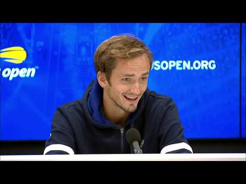 "Daniil Medvedev: ""I'm happy to finally win it"" | US Open 2019 R2 Press Conference"