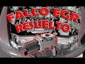 Alfa romeo 147 - Falta de Potencia / Humo negro ( Fallo EGR )