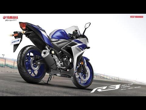 Yamaha YZF-R3 Test Ride 320cc A2 Licence Sports Bike Review
