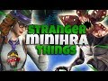 STRANGER THINGS MINIHRA VE FORTNITE w/ GEJMR