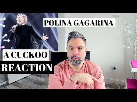 Polina Gagarina Поли́на Гага́рина - A Cuckoo Кукушка (REACTION): my favourite performance so far