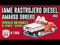 Rastrojero (1962) Amargo Obrero  Salvat De Reparto Y Servicio #03
