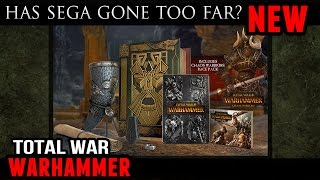 Total War: Warhammer - Has Sega gone too far? (Preorder DLC Group Discussion)