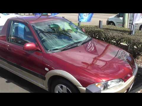 Sunshine Coasts Best Used Cars: 2007 Proton Jumbuck (U33867)