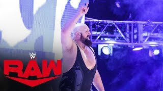 Big Show returns to help Owens & Joe battle Rollins & The AOP: Raw, Jan. 6, 2020