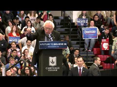 15 Bucks an Hour for the Entire U.S. | Bernie Sanders