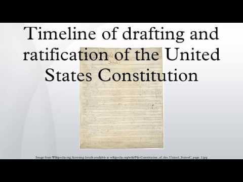 the significance of the ability to ratify the united states constitution